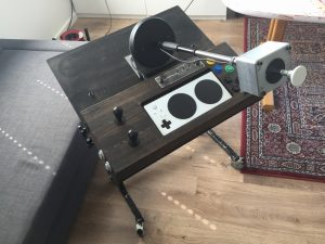XBOX adaptive controller. Accessible gaming. Custom joystick for physically disabled. breadbox46.com