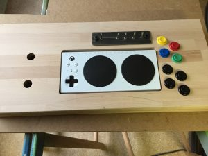 Modifying the Xbox Adaptive Controller. breadbox64.com. Tetraplegic gaming