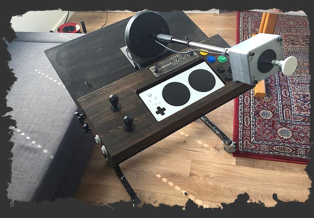 XAC tetraplegic joystick. bradbox64.com