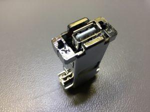 The TOM Rev2 adapter. Commodore 64. breadbox64.com